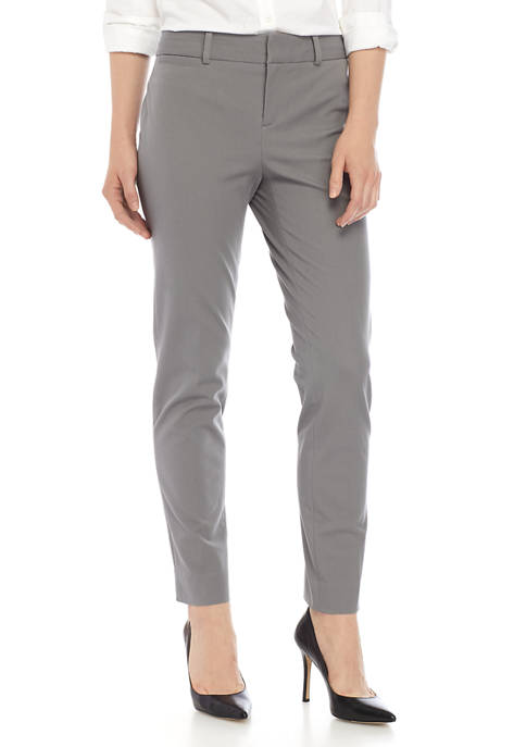 Cary Bi Stretch Fly Front Pants