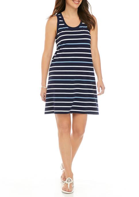 Crown & Ivy™ Womens Sleeveless Tank Dress
