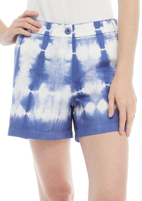 Crown & Ivy™ Womens 5 Inch Shorts