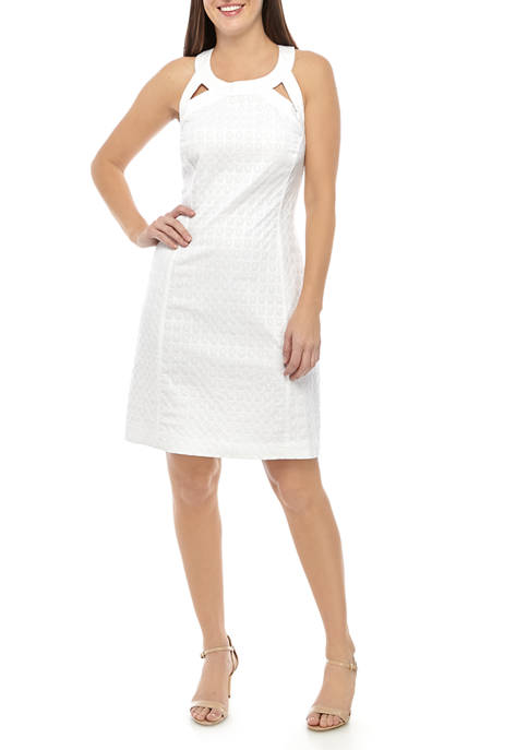 Womens Sleeveless Strap Dress