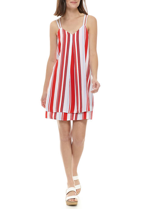 Womens Sleeveless Tank Dress