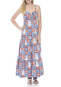 Tie Front Dress