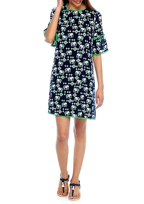 Crown & Ivy™ Ellie Woven Dress