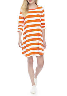 3/4 Sleeve Gameday Dress