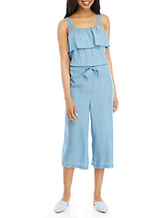 0e55129879b ... Crown   Ivy™ Sleeveless Flounce Jumpsuit