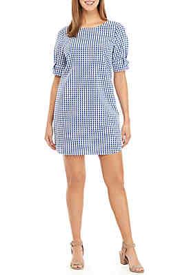 630b7d0198c Crown   Ivy™ Short Sleeve Bow Dress ...