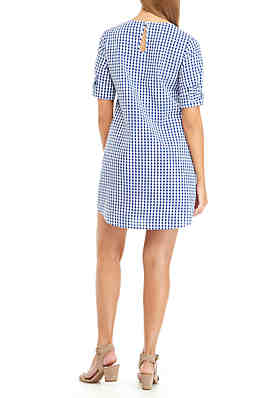 2a86205a6f5 ... Crown   Ivy™ Short Sleeve Bow Dress