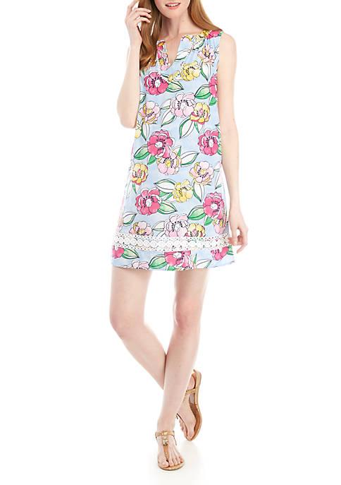 Sleeveless Peasant Dress