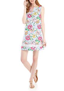 Crown & Ivy™ Sleeveless Peasant Dress