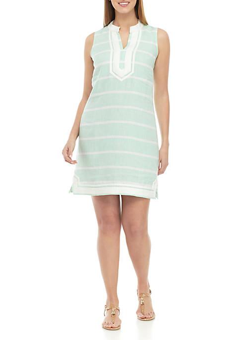 Sleeveless Kurta Dress