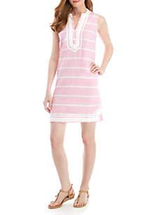 Crown & Ivy™ Sleeveless Kurta Dress