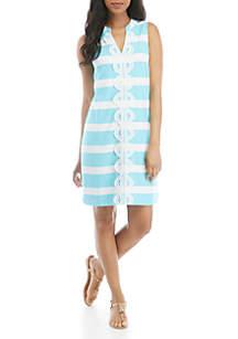 6c898519fdef3 ... Crown   Ivy™ Sleeveless Crochet Kurta Dress