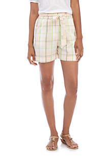 Belt Cargo Shorts