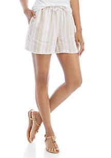 Crown & Ivy™ Tassel Tier Shorts