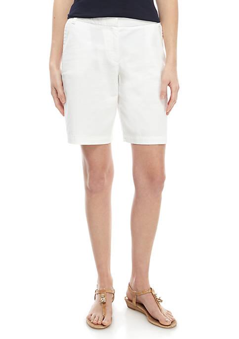 Caroline Solid Shorts