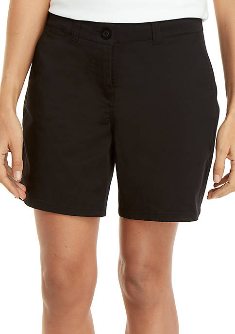 Charlotte Relaxed Roll Chino Shorts
