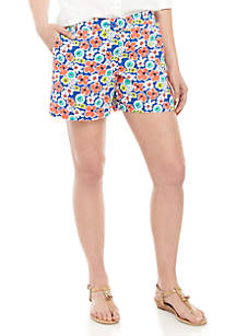 Crown & Ivy™ Caroline Classic Shorts