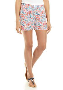 Crown & Ivy™ Caroline Classic Shorts