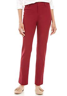 Regular Bi-stretch Pants