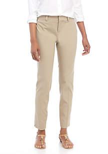 Short Bi-Stretch Pants