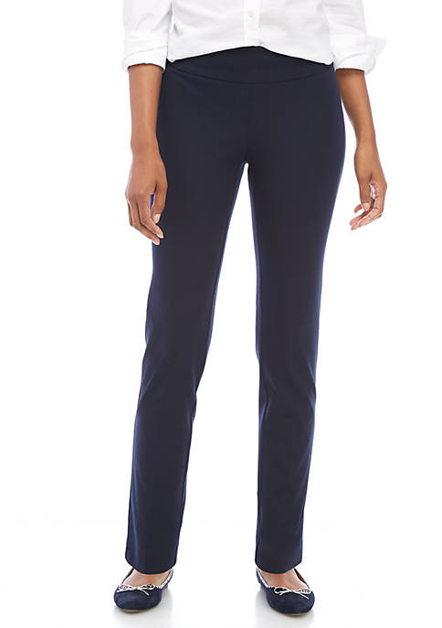 Crown & Ivy™ Womens Ashley Bi Stretch Pull