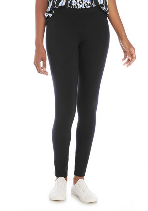 Crown & Ivy™ Short Solid Leggings