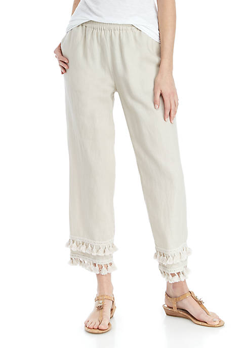 Tassel Tier Pants