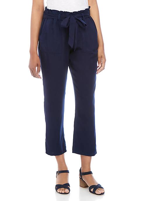 Crown & Ivy™ Tie Waist Pants
