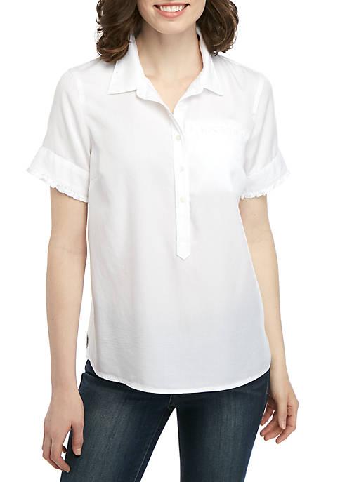 Shore Sleeve Camp Shirt