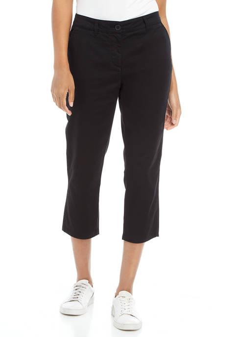 Crown & Ivy™ Petite Chino Pants