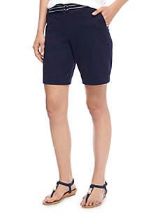 Petite Caroline Classic Shorts