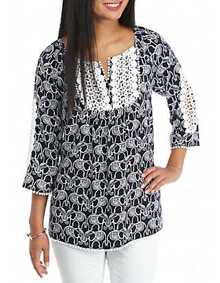 Women's Long Sleeveless Elephant Dress Casual Fit V-Neck Crochet Lace   411x320