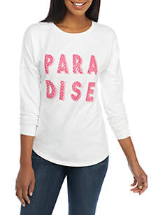 Paradise High Low Top