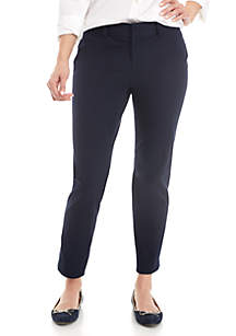 Petite Bi-Stretch Pants - Regular
