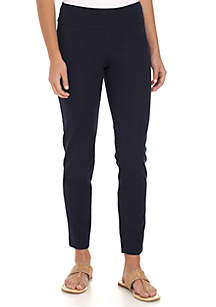 Petite Bi Stretch Pants