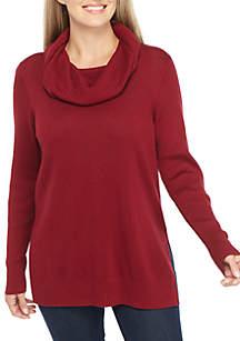 Petite Long Sleeve Sweater