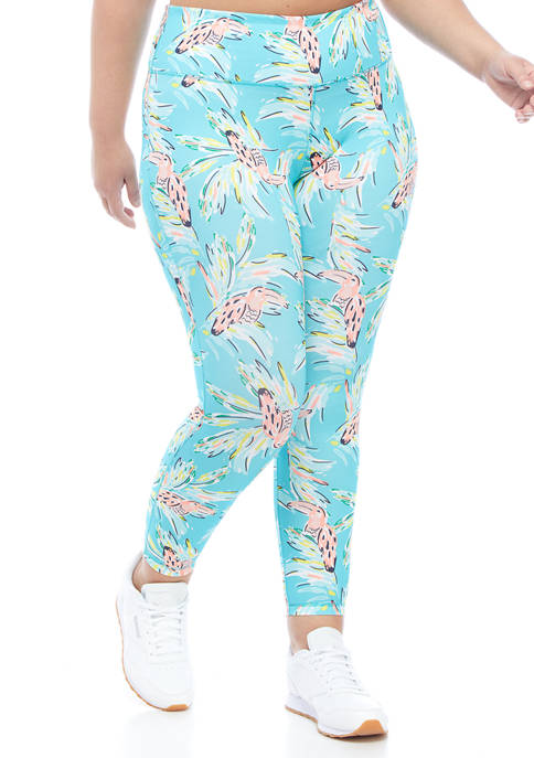 Crown & Ivy™ Plus Size Novelty Leggings