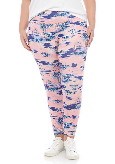 Crown & Ivy™ Plus Size Leggings