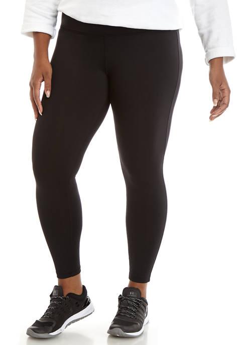 Plus Size Performance Leggings