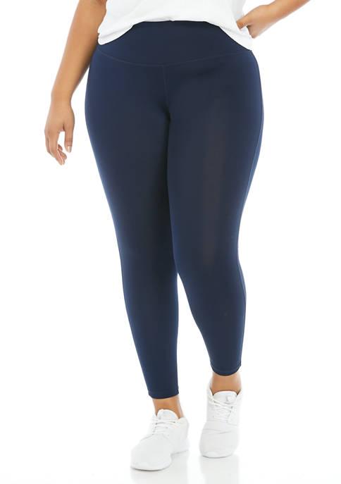 Crown & Ivy™ Plus Size Performance Leggings