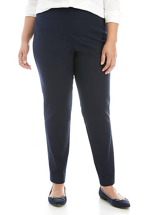 Crown & Ivy™ Plus Size Ashley Bi Stretch