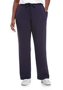 Crown & Ivy™ Plus Size Lounge Pants