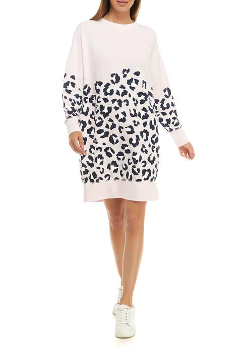 Cabana by Crown & Ivy™: Women's Sweatshirt Dress! .80 (REG .50) at Belk!