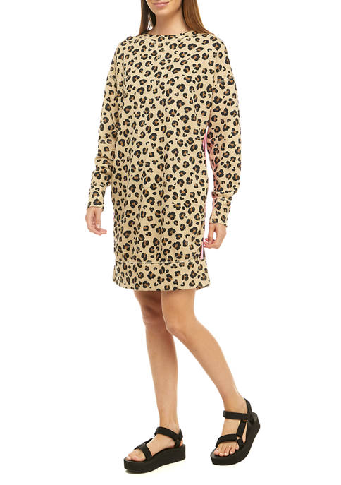 Cabana by Crown & Ivy™ Womens Sweatshirt Dress