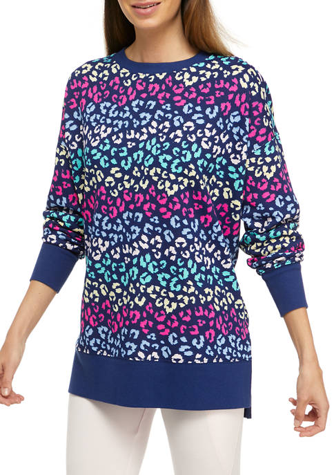 Cabana by Crown & Ivy™ Womens Drop Shoulder