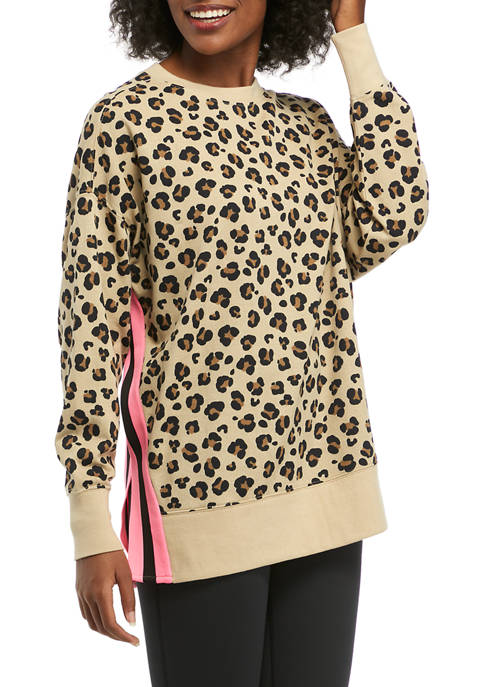 Cabana by Crown & Ivy™ Womens Printed Sweeper