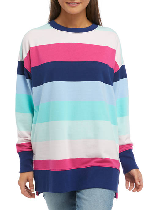 Cabana by Crown & Ivy™ Long Sleeve Sweeper