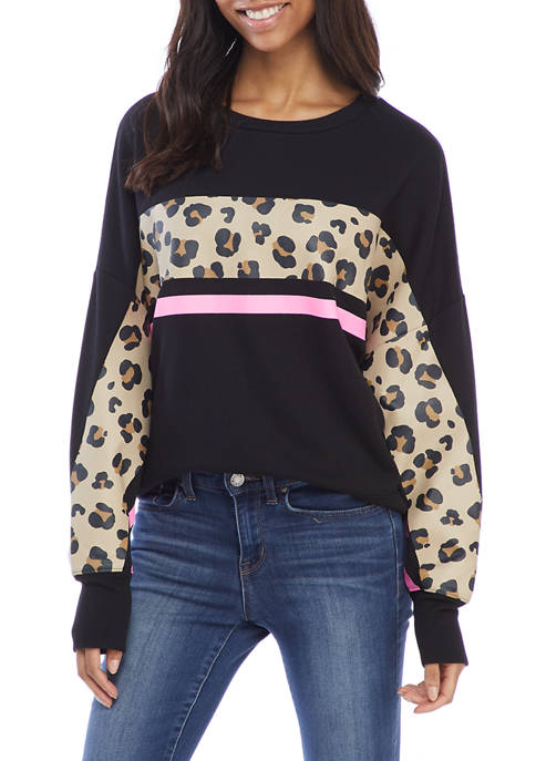 Cabana by Crown & Ivy™ Womens Long Dolman