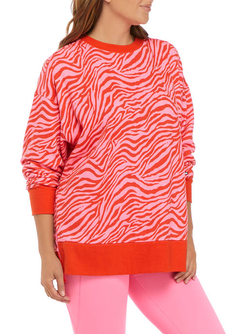 Cabana by Crown & Ivy™ Womens 3/4 Blouson