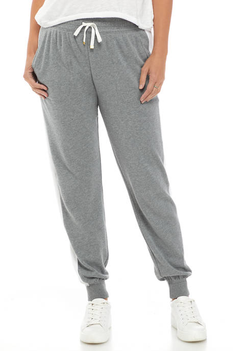 Cabana by Crown & Ivy™ Joggers with Ribbed